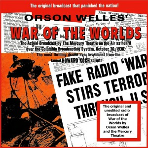 War of the Worlds Audio MP3